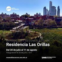 LAS ORILLAS - MARIA BRESSANELLO -FLYER